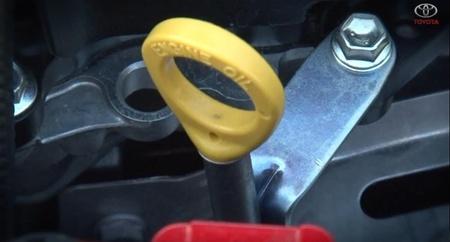 Varilla aceite Prius