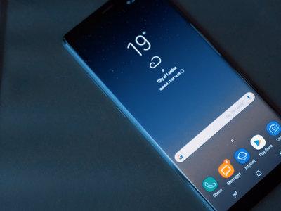 El Samsung Galaxy Note 8 con Dual SIM pone rumbo a España