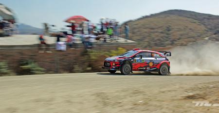 WRC mexico 3 2019