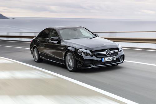 Tres claves sobre el nuevo Mercedes-AMG C 43 4MATIC, tremenda máquina de 390 CV con asistente para circuito