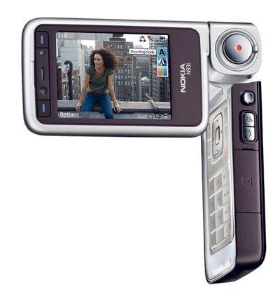 [CES 2007] Nokia N93i oficialmente presentado