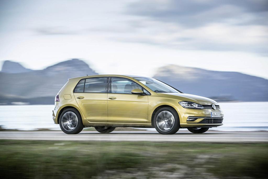 Volkswagen Golf rueda libre