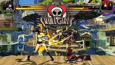 Skullgirls se eliminara de Xbox LIVE y PSN