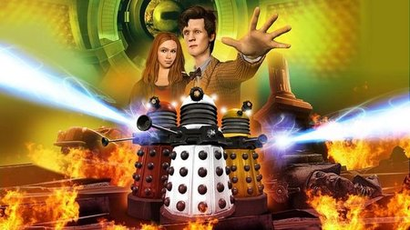 'Doctor Who: The Adventure Games'. Descarga su primer capítulo 'City of the Daleks' de manera gratuita