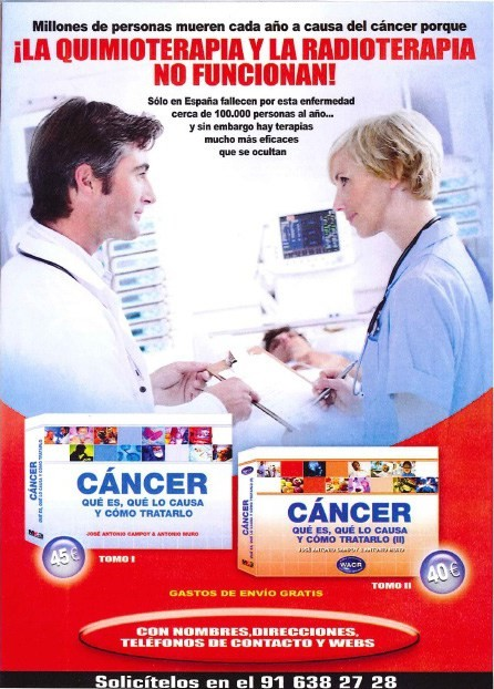 Cancer Discovery Dsalud