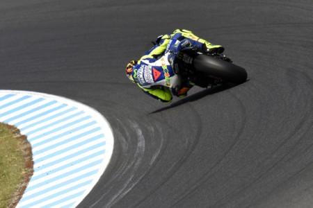 Valentino Rossi conseguirá en Malasia el récord de salidas en Grandes Premios