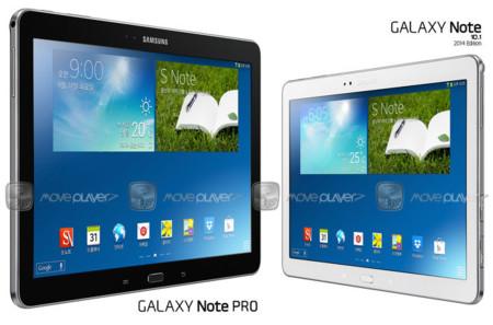 Samsung Galaxy Note Pro, lo que se sabe sobre ella