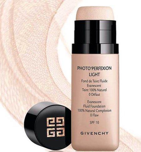 Probamos el nuevo maquillaje de Givenchy: Photo 'Perfexion Light Fond de Teint Fluide Evanescent