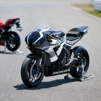 Así de espectacular es la Honda CBR600RR vestida con el kit de carreras de HRC, sólo para circuito
