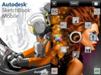 Autodesk SketchBook para Android