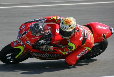 Lorenzo Aprilia 250cc 2007