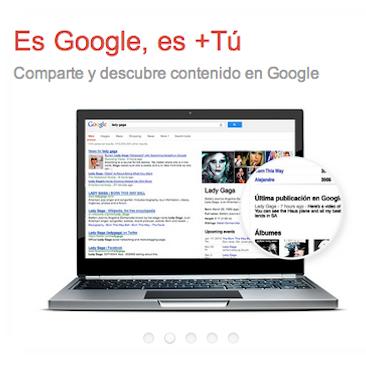 ¿Cuándo será imposible usar Google sin tener perfil de Google Plus?