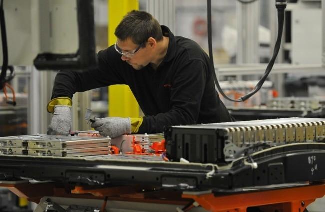 Produccion Baterias