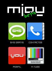 SMS gratis con M-Joy