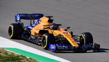 Sainz F1 2019