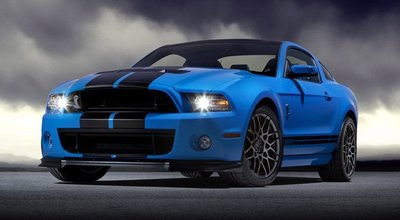 2013 Shelby Mustang GT500, 650 CV de músculo americano