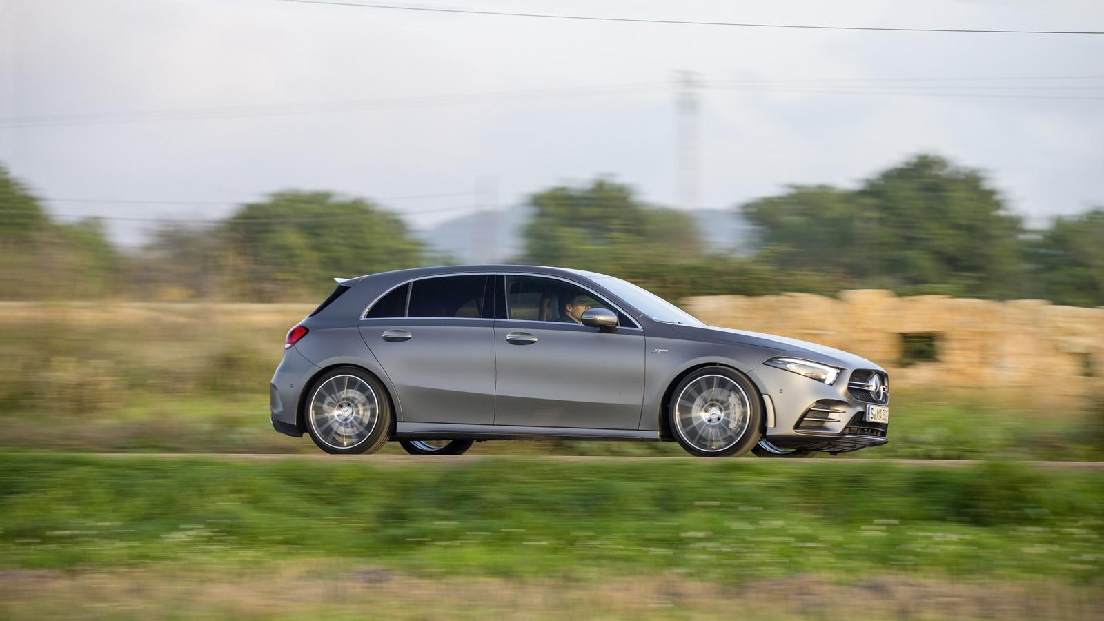 Foto de Mercedes-AMG A35 (presentación) (113/122)