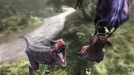 'Primal Carnage' vuelve a mostrar sus combates de humanos contra dinosaurios en vídeo