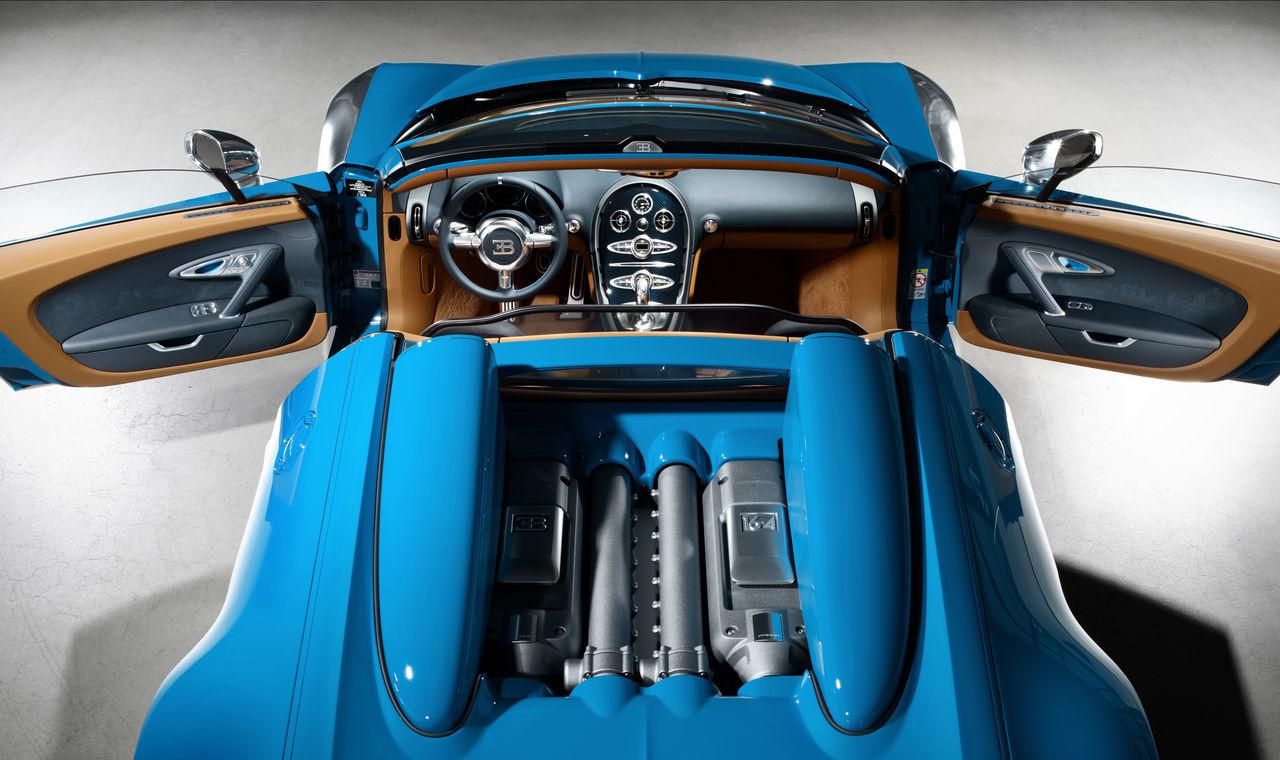 Foto de Bugatti Veyron Meo Constantini (11/24)