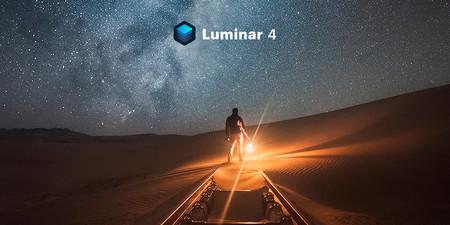 Luminar 4, la aplicación de retoque fotográfico que usa inteligencia artificial