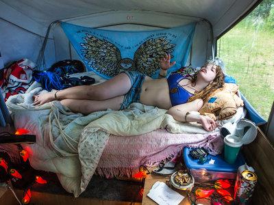 'American Bedroom', una radiografía de la sociedad estadounidense a través de la mirada de Barbara Peacok
