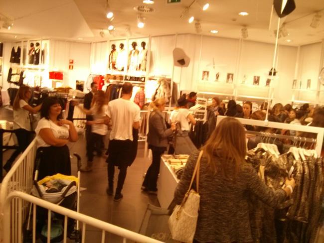 Isabel Marant para H&M: el día de la venta