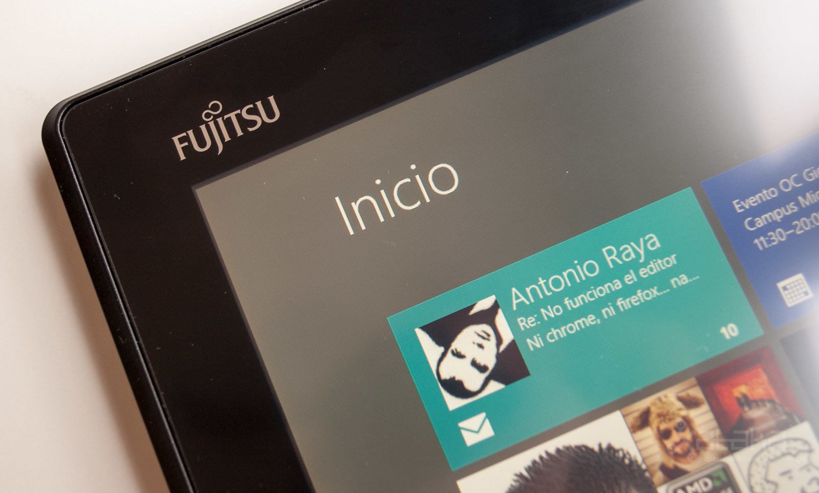 Foto de Fujitsu Stylistic Q702, análisis (16/27)