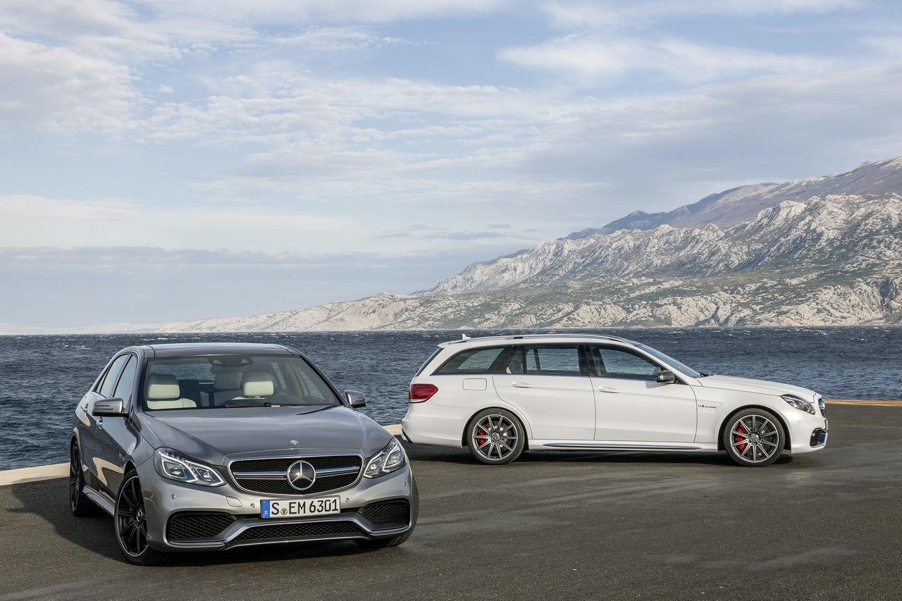 Foto de Mercedes-Benz E 63 AMG 2013 (13/31)