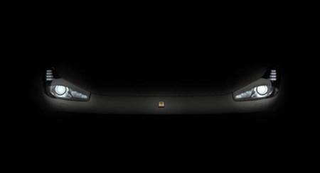 En las penumbras, este podría ser el nuevo Ferrari FF