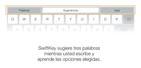 SwiftKey Note para iOS ya está aquí