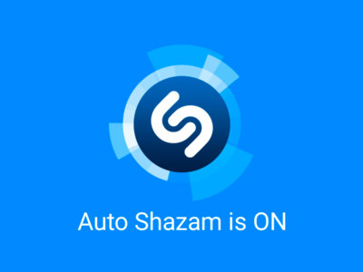 Shazam añade su propio interruptor en los ajustes rápidos de Android 7.0 Nougat