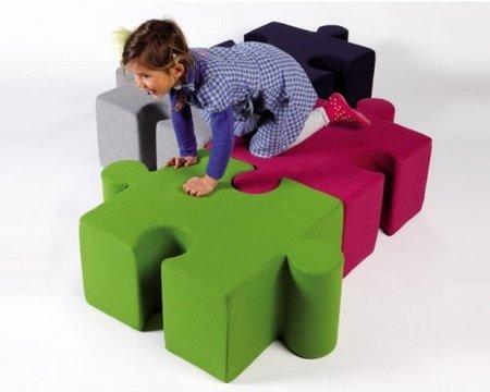 puzzle muebles niños 2