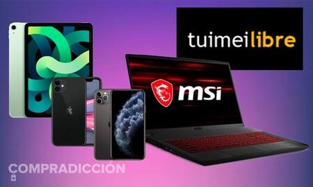 Portátiles gaming, iPad y iPhone a precios de chollo en las ofertas de tuimeilibre