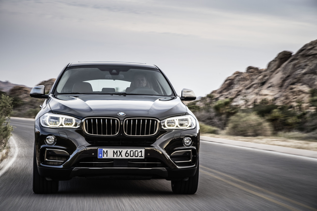Foto de BMW X6 2014 (66/96)