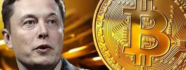 """Elon Musk cambia su 'bio' de Twitter para poner """"#bitcoin"""" y el valor se dispara 5.000 dólares en una hora"""
