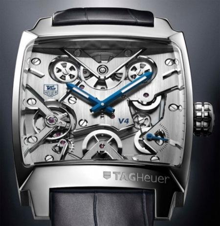 TAG Heuer Monaco V4: el reloj que me gustaría tener