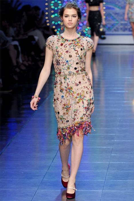 Foto de Dolce & Gabbana Primavera-Verano 2012 (23/74)