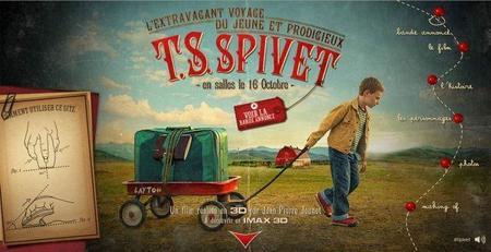 El no tan extraordinario viaje de T.S. Spivet