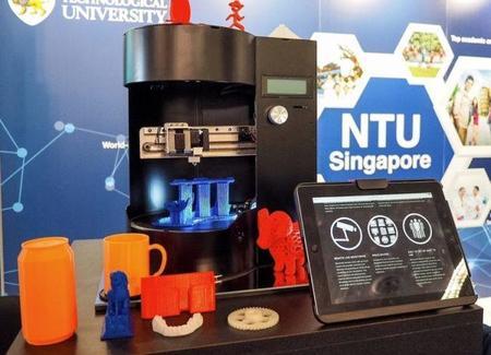 Si ya conoces las impresoras 3D, ahora tienes que conocer las fotocopiadoras 3D