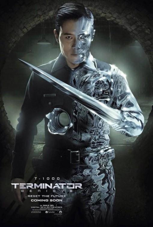 Foto de 'Terminator: Génesis', carteles (7/15)
