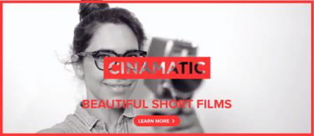 Cinamatic, pequeños videos con filtros retro de los creadores de Hipstamatic