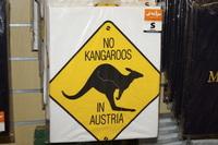 Canguros en Austria y otras barbaridades