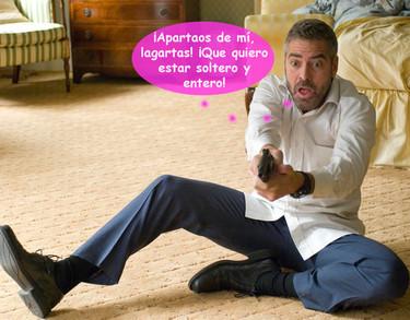 ¡George Clooney vuelve a estar disponible, señoritas!