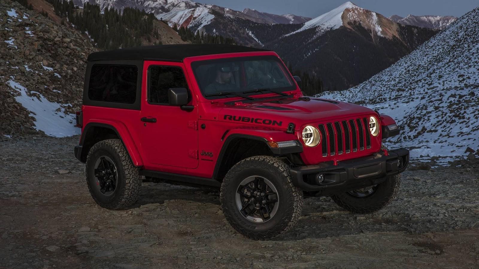 Foto de Jeep Wrangler 2018 (53/114)