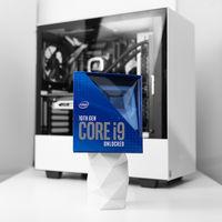 Los procesadores Intel Core de 10ª generación llegan a México: bestias de hasta 10 núcleos, 20 hilos y 5.3 Ghz listos para gaming