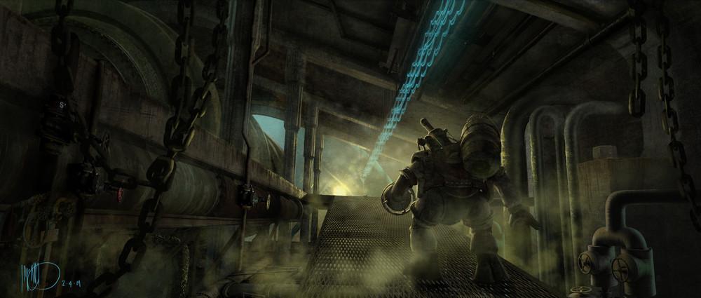 Foto de 'BioShock', imágenes del arte conceptual (2/9)