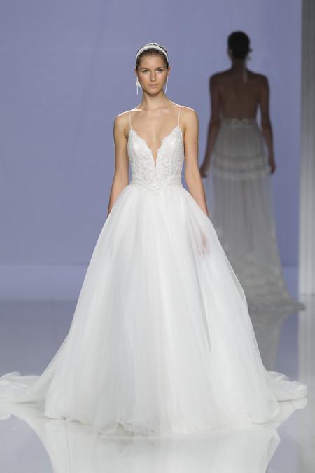 rosa clará: los mejores vestidos de novia de la firma