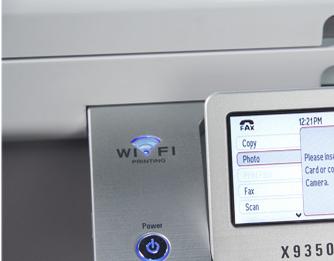 Impresora multifunción Lexmark con WiFi