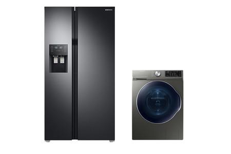 El hogar conectado e inteligente llega a nuestras cocinas, o al menos eso quieren en Samsung con sus nuevos electrodomésticos