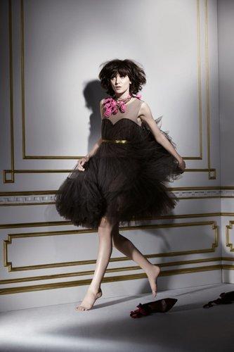 Lanvin para HM Otoño-Invierno 2010/2011 vestido